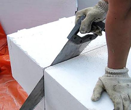 Газобетон для строительства дома: основные преимущества