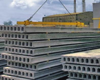 Плиты и панели - сборные элементы железобетонных перекрытий