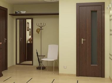 Межкомнатная дверь на кухню: как выбрать?