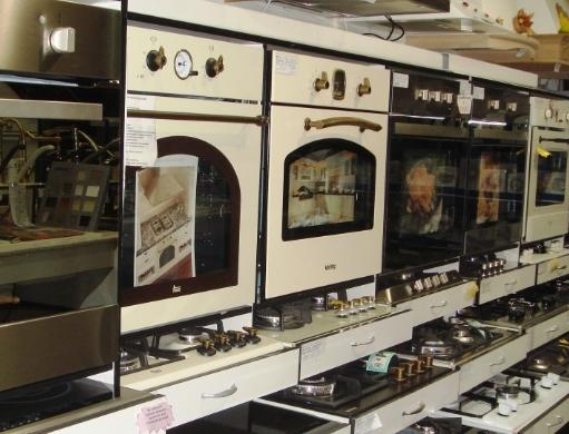 Встроенная техника для кухни в Краснодаре