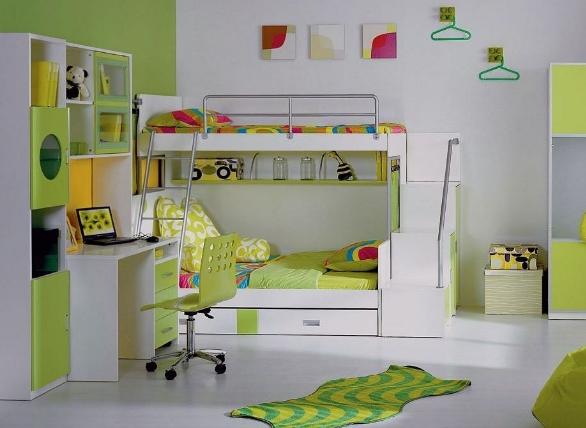 Бескаркасная мебель белого цвета