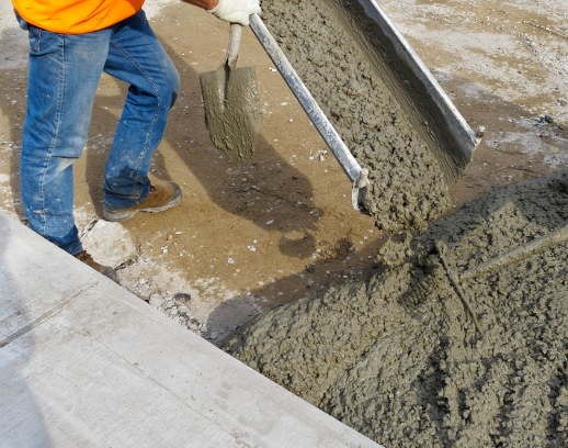 Тяжелый бетон: виды и преимущества