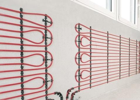 Что такое стеновое отопление: особенности