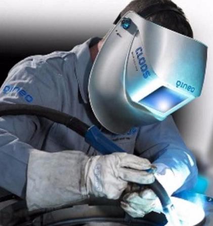 Средства защиты сварщика при выполнении сварочных работ (сварочные маски)