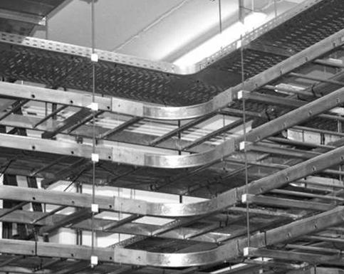 Лоток лестничный - электросеть в безопасности