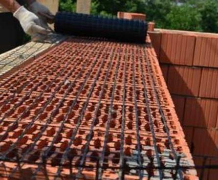 Альтернативные материалы в строительстве: базальтовая сетка