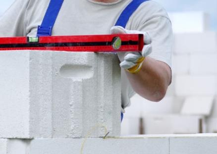 Строительство дома из газобетона - выгоды материалов