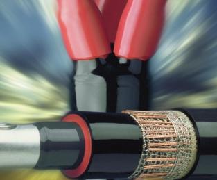 Как работает система кабельных муфт