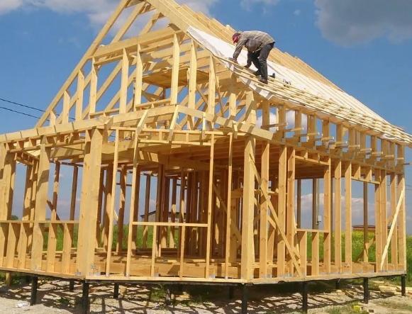 Каркасные дома — 15 интересных особенностей