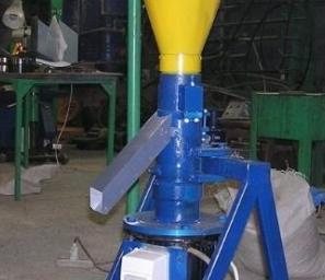 Надежное оборудование по изготовлению кормов для животных и птиц