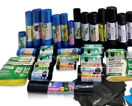 Мешки и пакеты от MIRPACK