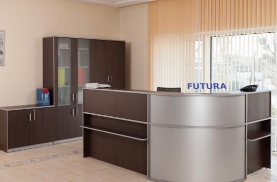 Как подобрать стойку ресепшн для администратора в современный офис