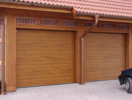 Секционные ворота: особенности выбора гаражных ворот