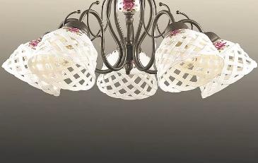 Итальянские люстры и светильники