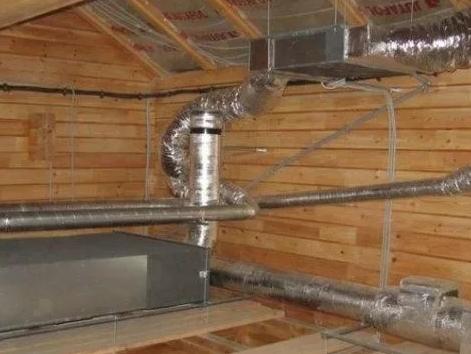 Как правильно организовать вентиляцию в частном доме