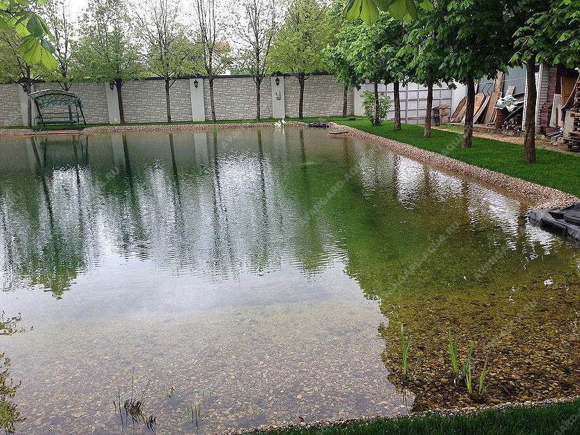 Современное проектирование и обустройство водоемов