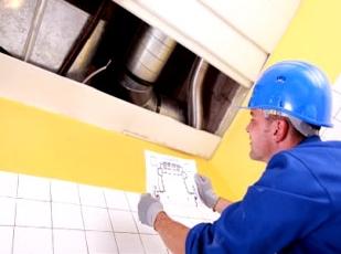 Обустройство вентиляции кухни в загородном доме