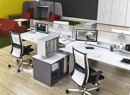 Преимущество итальянской офисной мебели LAS