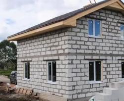 Строительство домов из газоблоков в Тюмени