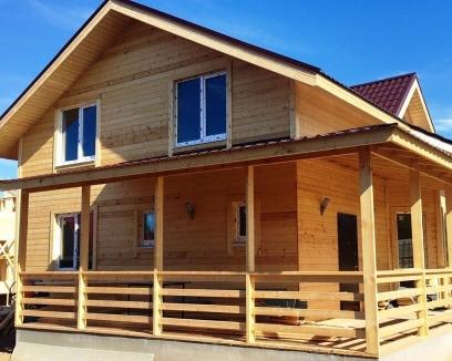 Каркасные дома: особенности и преимущества