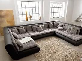 Как выбрать модульные диваны для гостиной