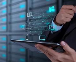 Компьютерная инфраструктура для деятельности компании