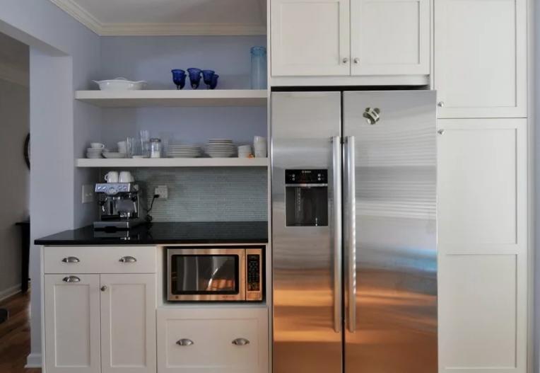 Встроенная мебель для кухни: очевидные преимущества