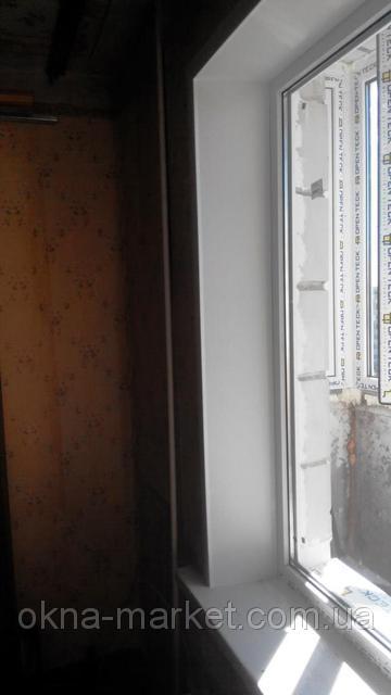 Откосы для металлопластиковых окон: особенности выбора и монтажа