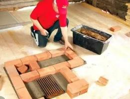 Строительство камина. Об этом обязательно надо знать