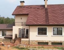 Как построить оштукатуренный фасад