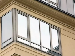 Утепление фасадного алюминия