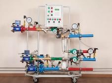 Функциональные возможности автоматизированных тепловых пунктов