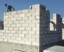 Преимущество строительства домов из пеноблоков