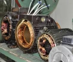 Как выполнить ремонт электродвигателя - пару полезных советов