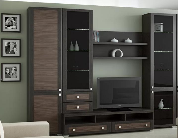 Виды корпусной мебели