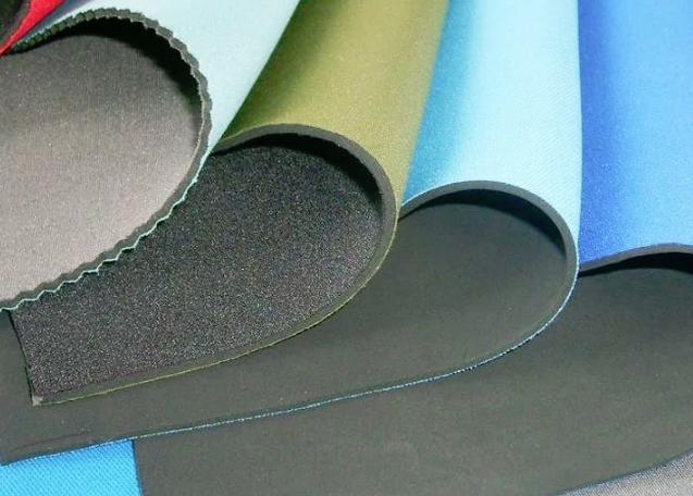 Производство и применение прорезиненной ткани