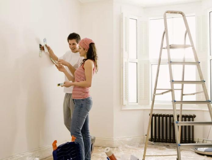 С чего начать ремонт дома?