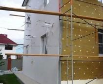 Технологии сооружения наружных стен дома