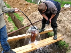 Как чистить скважину на дачном участке