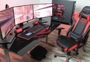 Выбираем компьютерный стол для геймера